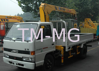 Telescopic Boom Truck Mounted Crane, Transportation Lorry Mounted Crane